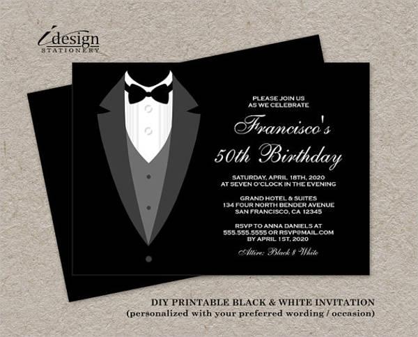 39+ Business Invitation Designs - PSD, AI Free  Premium Templates