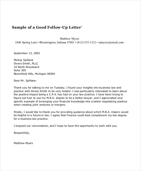52+ Sample Business Letters Free  Premium Templates