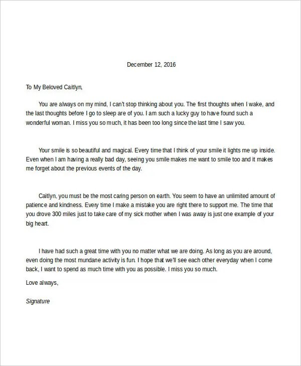Apology Love Letter Custom College Papers Anniversary Letter To Wife