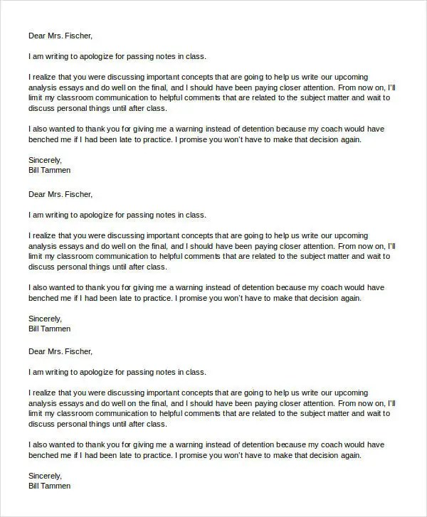 apology essay to teacher best sample apology letters images letter - letter apologies