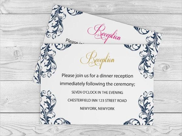 63+Wedding Card Templates Free  Premium Templates