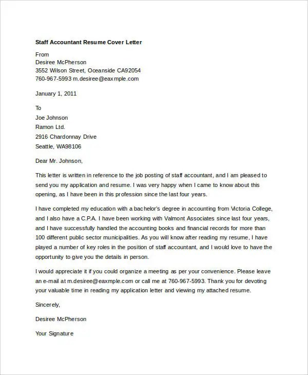 40+ Free Accountant Resume Templates - PDF, DOC Free  Premium - staff accountant resume