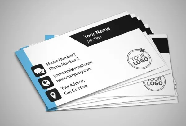 Business Card Examples Free \ Premium Templates - name card example