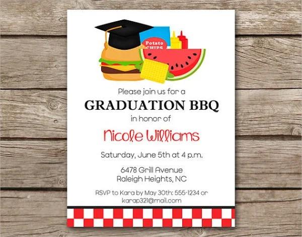 Graduation Invitation Templates Free \ Premium Templates - graduation invitation template