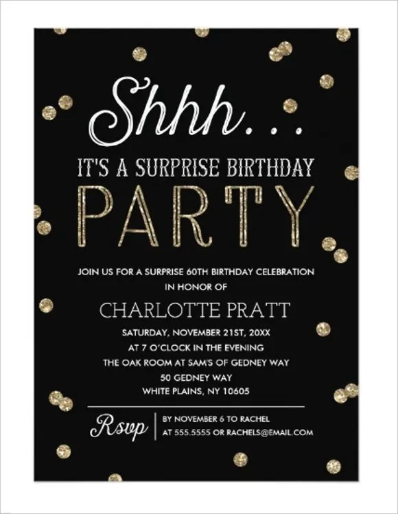 76+ Invitation Card Example - Free Sample, Example, Format Free