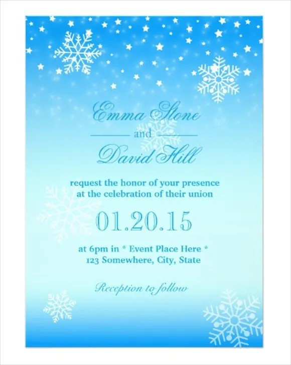 76+ Invitation Card Example - Free Sample, Example, Format Free - invitation card event