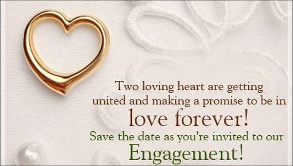 24+ Free Engagement Invitation Templates - PSD, AI, Word Free