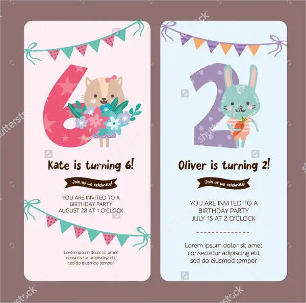 Birthday Cards PSD Templates Free  Premium Templates - birthday card layout