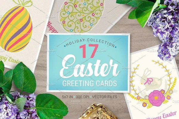 9+ Easter Greeting Card Templates Free  Premium Templates