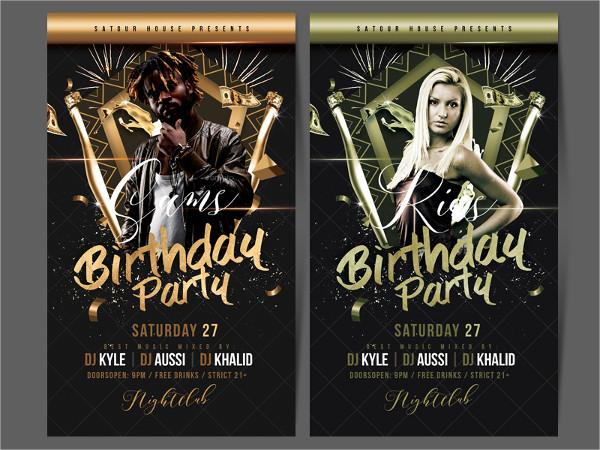 76+ Party Flyer Designs - PSD, Vector AI,EPS Free  Premium Templates