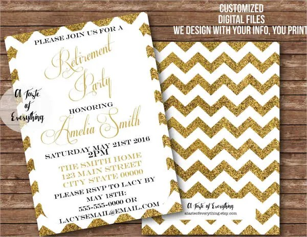Party Flyer Templates Free  Premium Templates
