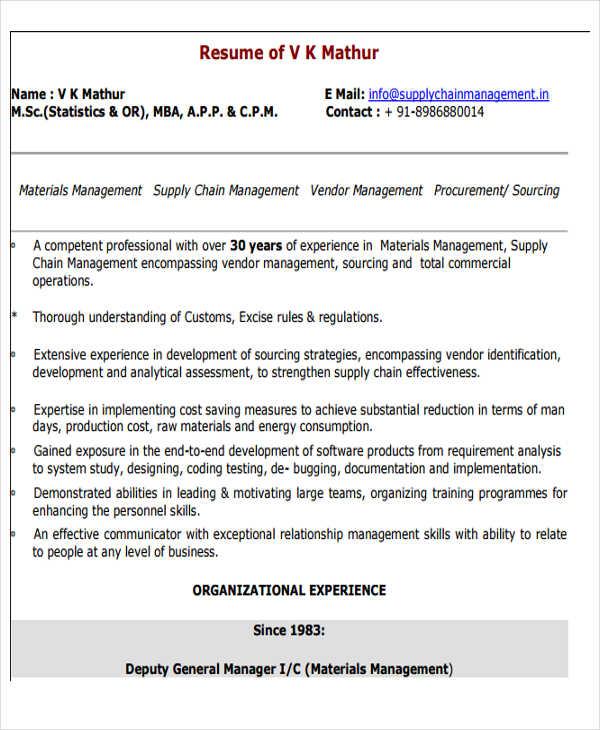 32+ Manager Resume Templates - PDF, DOC Free  Premium Templates - assistant general manager resume