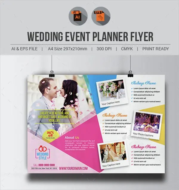 45+ Event Flyer Examples - Word, PSD, AI, EPS Vector Format Download