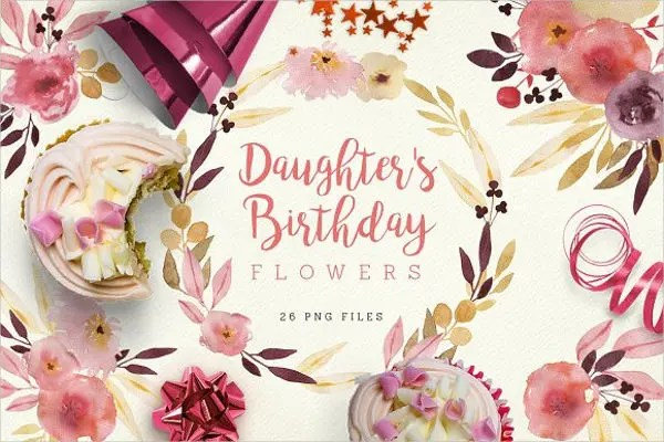 43+ Sample Greeting Card Design Templates - PSD, AI Free  Premium - Birthday Card Sample