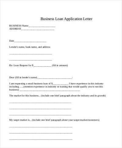 43+ Formal Application Letter Template | Free & Premium Templates