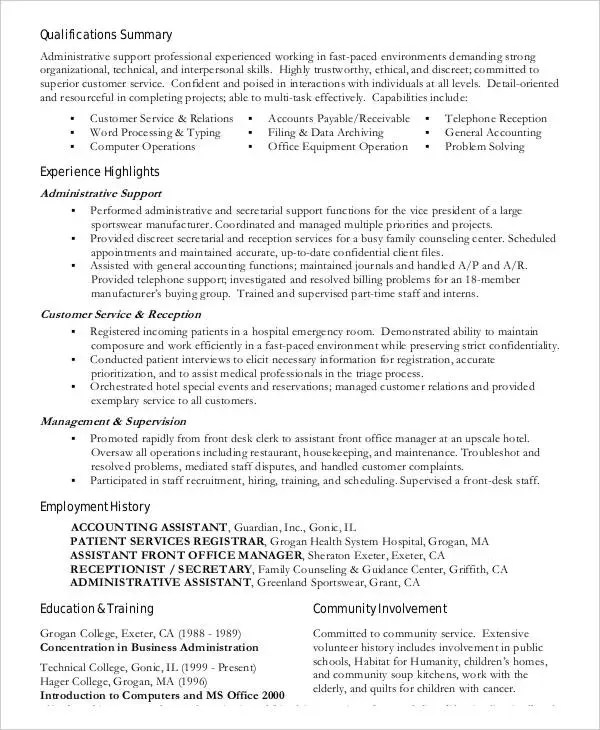 100 chiropractic office manager resume sample skills for medical resume medical resume