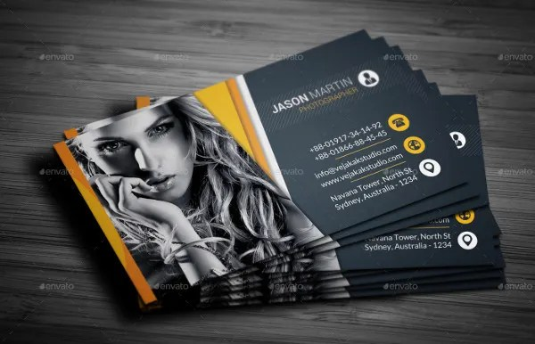 Sample Business Cards Free  Premium Templates - business card sample