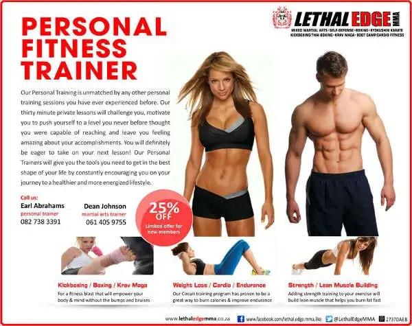 Fitness Flyer Examples Free \ Premium Templates - fitness flyer