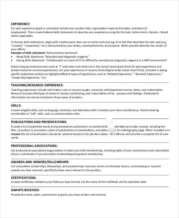 15+ Best Education Resume Templates - PDF, DOC Free  Premium - resume current education