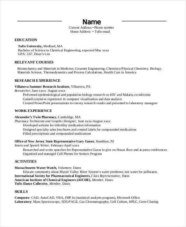 Free resume templates elegant microsoft word doc for Free resume editing software