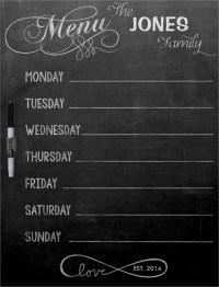 Chalkboard Menu | www.pixshark.com - Images Galleries With ...