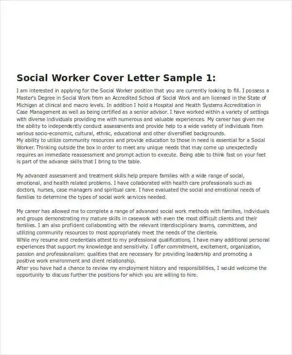 What S A Cover Letter For A Job - Resume Examples | Resume Template
