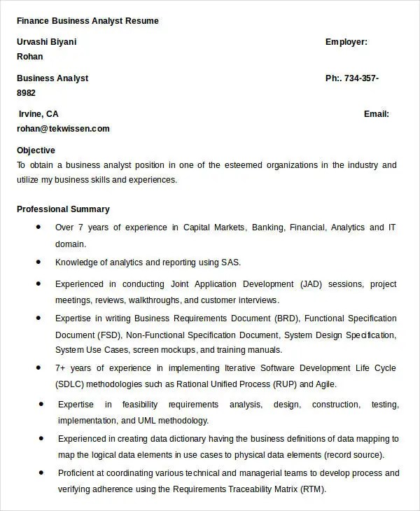 Functional Specification Document Template Gallery - Template Design - software specification template