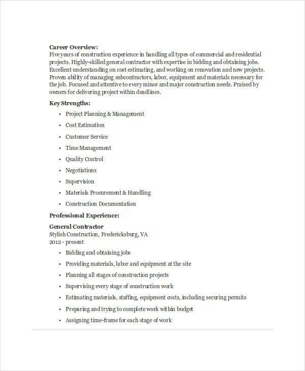 free resume templates printable