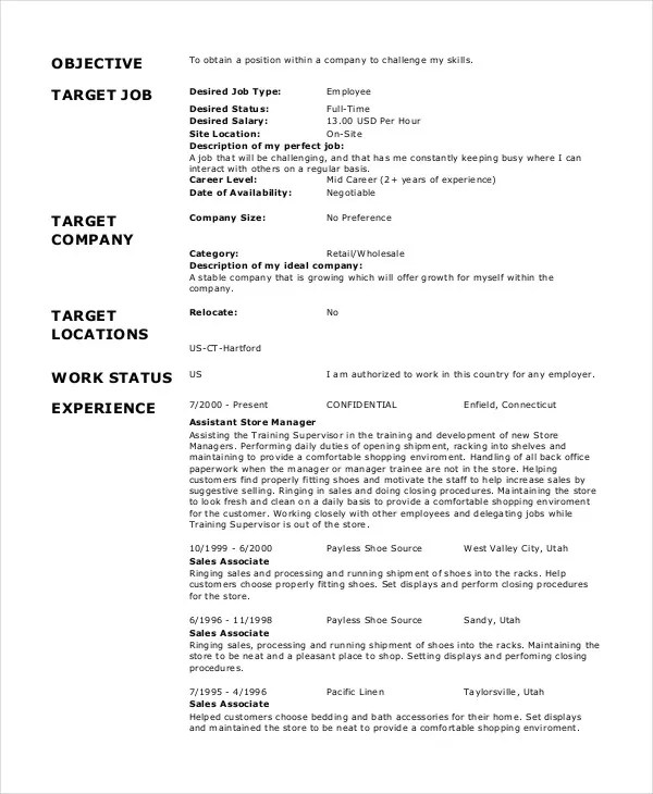 work resume - Onwebioinnovate - work resume