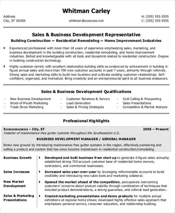 18+ Simple Business Resume Templates Free  Premium Templates