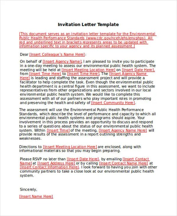 14+ Formal Letters in Word Free  Premium Templates
