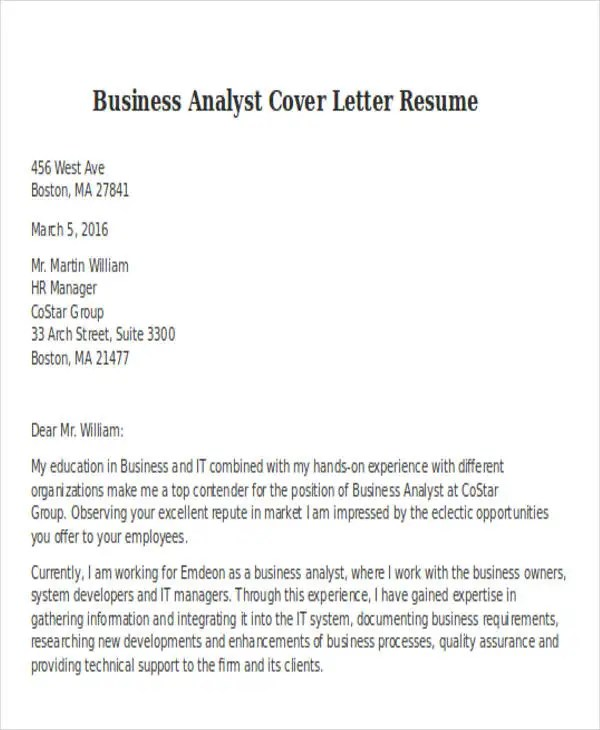 Cover letter for sap business analyst - SAP Manual Button