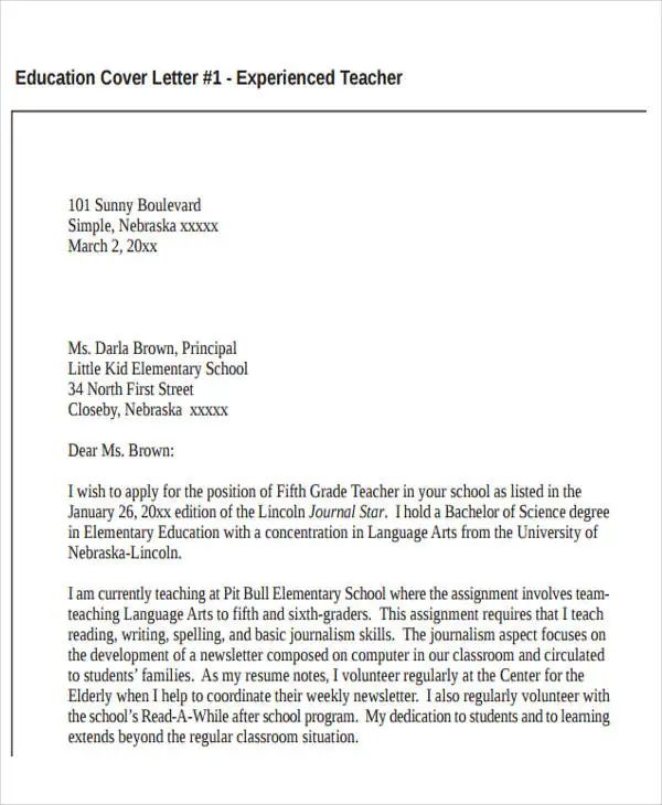 resume education sample high school