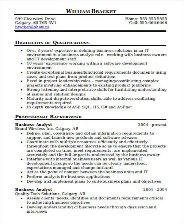 37 it resume in word free premium templates hris analyst resume. Resume Example. Resume CV Cover Letter