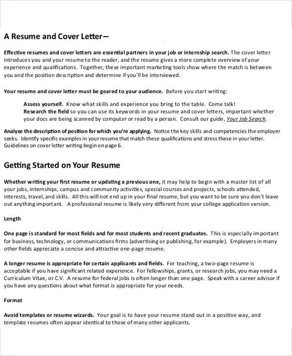 cover letter for resume in retail