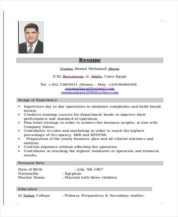 Telecom sales executive resume - sales executive resume