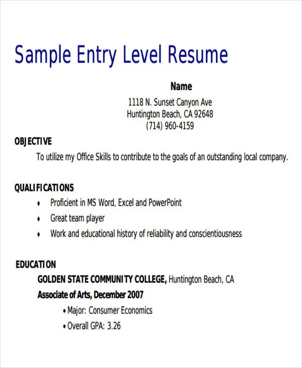 18+ Sales Resume Templates in PDF Free  Premium Templates - sales associate objective for resume