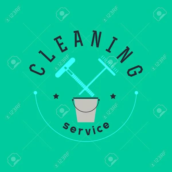 logos for cleaning services