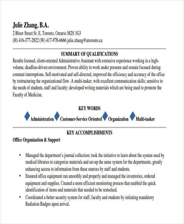 48 simple marketing resumes free premium templates marketing assistant resume