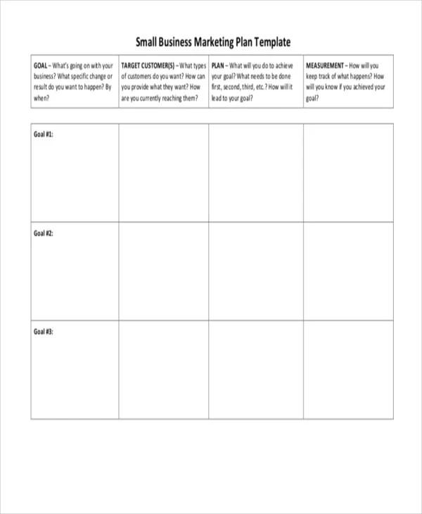 30+ Marketing Plan Templates in PDF Free  Premium Templates - marketing plan pdf
