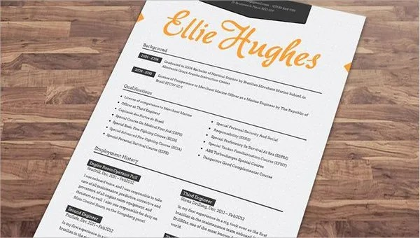 14+ Education Resume Templates in Word Free  Premium Templates