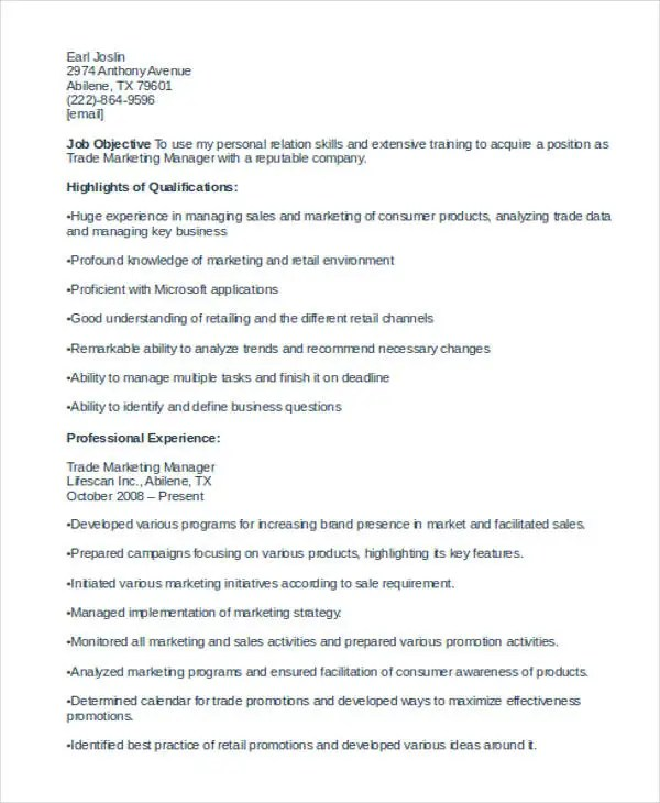 Best Proper Font Size For Resume Ideas Simple resume Office