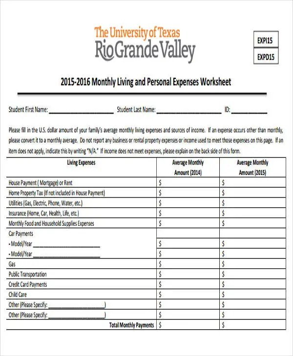 29+ Expense Report Template in PDF Free  Premium Templates