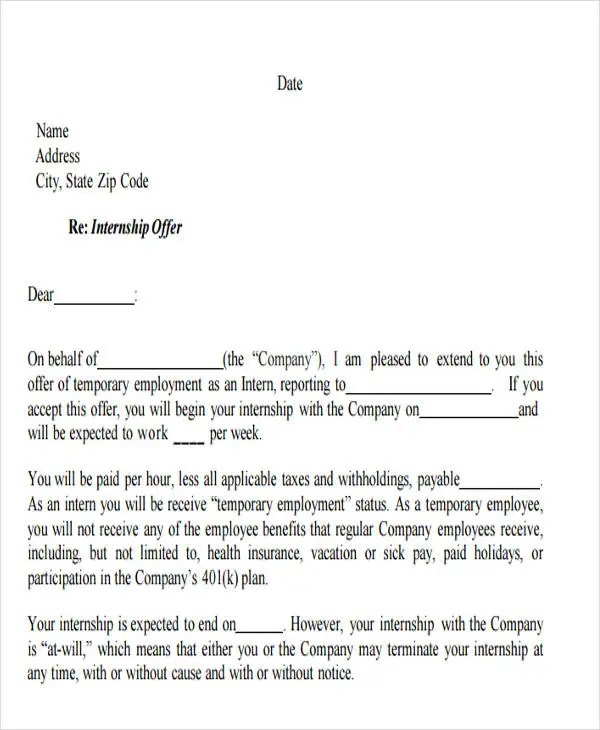 Refuse Job Offer Letter Sample Best Resumes Curiculum Vitae And