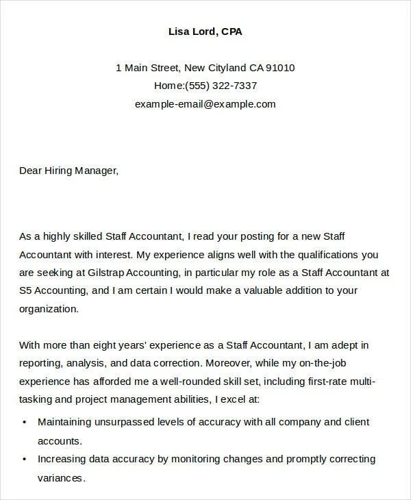 Sample Application Letter Image Gallery - HcprSample Application - application letter example