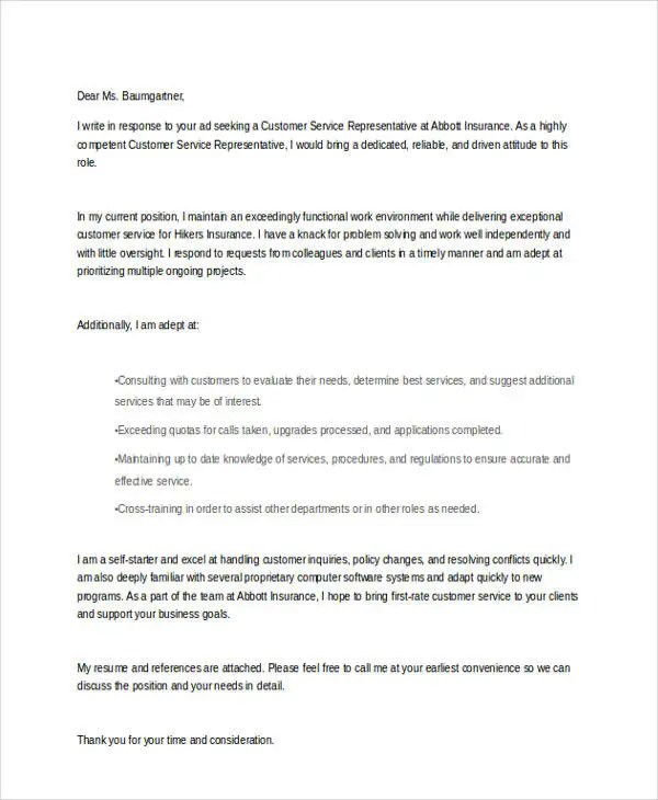19+ Job Application Letter Templates in Doc Free  Premium Templates