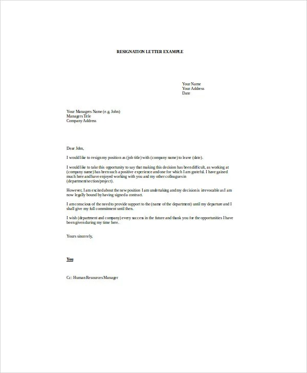 24 Hours Resignation Letter Pdf Watergate Scandal Wikipedia Resignation Email Template How To Write Letter Of