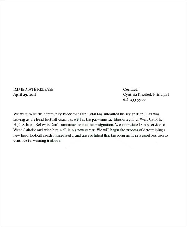 Resignation Letter To Employer Template – Templates Resignation Letter