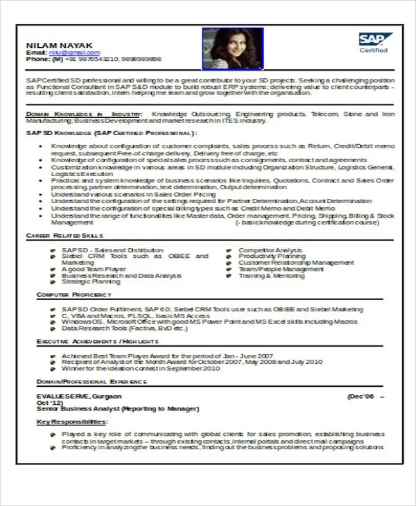 engineering job resume format - Trisamoorddiner