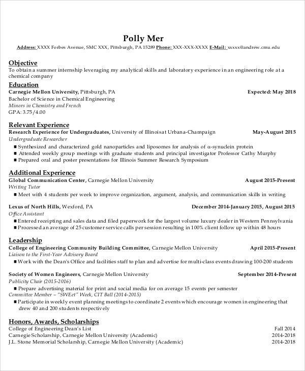 Forbes Resume Template] Forbes Resume Template Resume Ideas ...